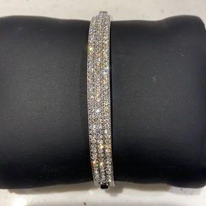 CZ bangle Bracelet